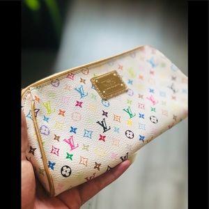 MultiColor clutch Louis Vuitton x Murakami🤩